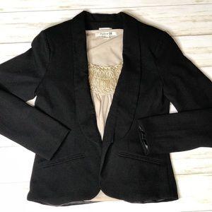 Tuxedo Fitted Blazer